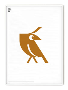 Animal Quail Poster