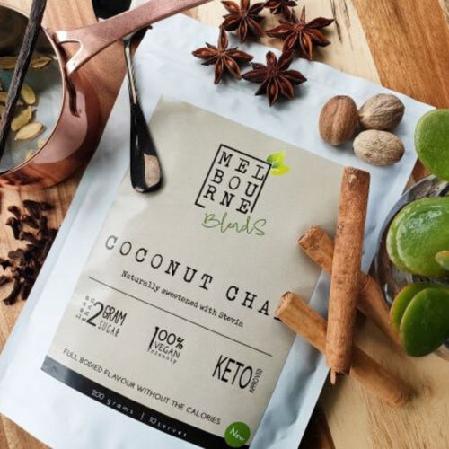 Coconut Chai Latte - now with Stevia - New