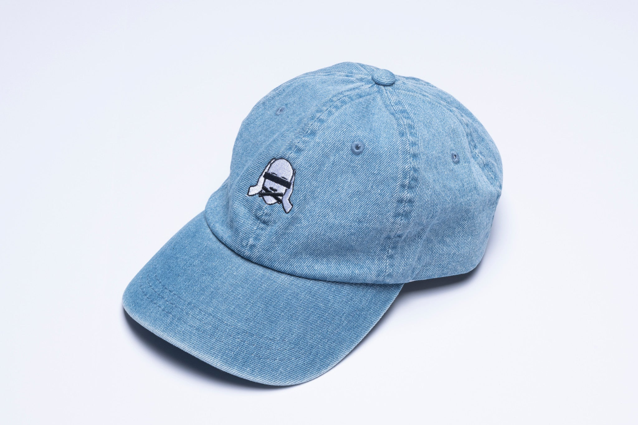 DENIM FBN LOGO HAT