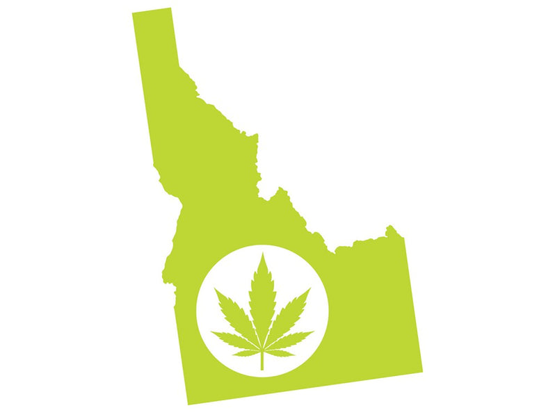 We Ship To All States Except Idaho Where It Is Still Illegal