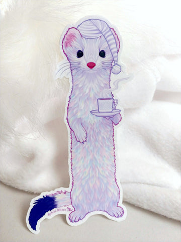 Eoan Ermine - Sticker