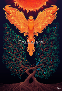 The Lovers - Signed Giclée Print