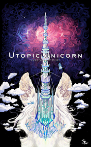 Utopic Unicorn - Signed Giclée Print