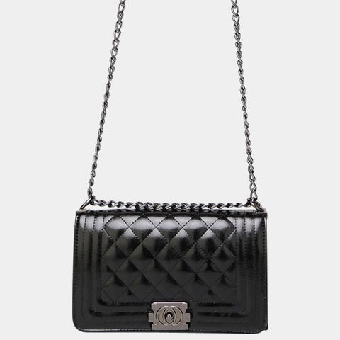 Lara Chain Crossbody Bag