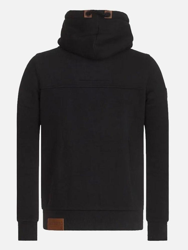 Plain Pullover Hooded Slim Hoodies