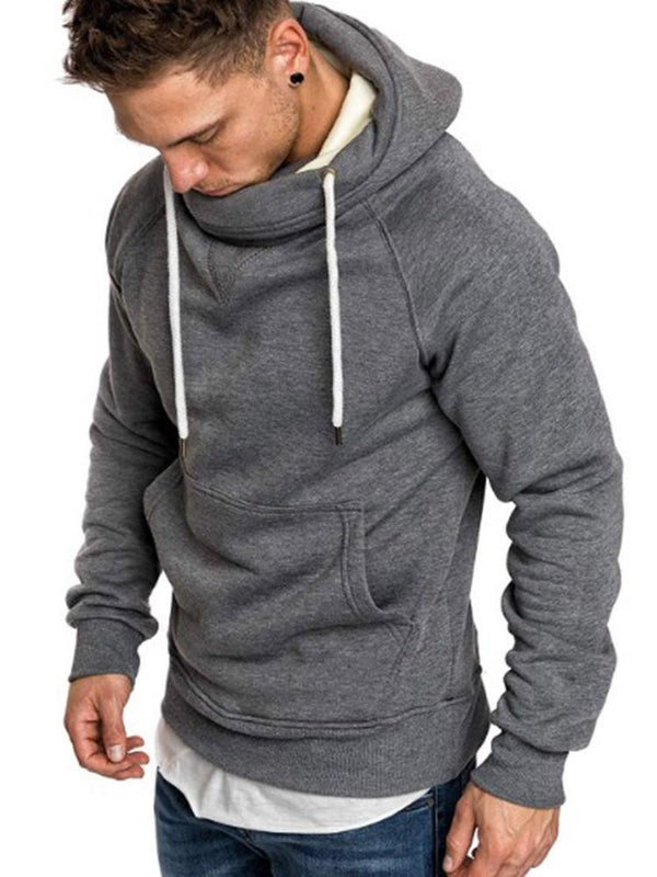 Patchwork Pullover Fleece Pullover Hooded Hoodies