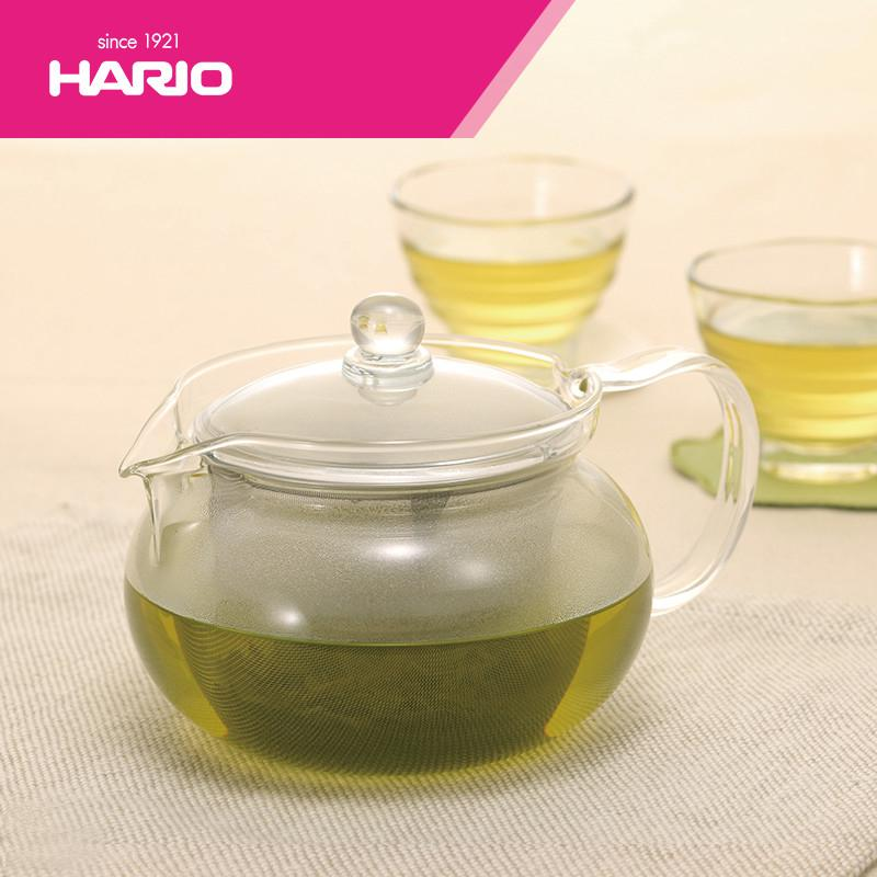 Hario 丸型耐热玻璃泡茶壶 700ml simple Hario Default Title