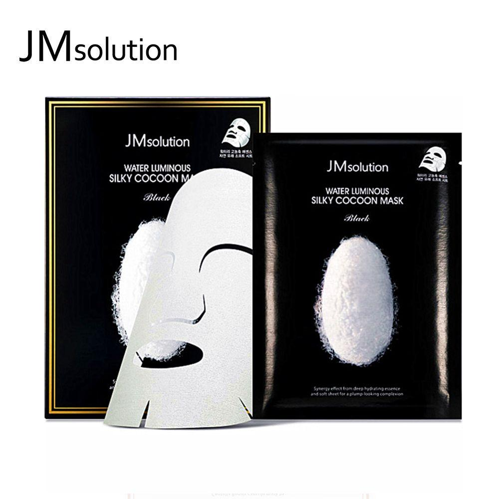 JMsolution 水滋养丝滑蚕丝面膜 10枚入 simple JMsolution Default Title