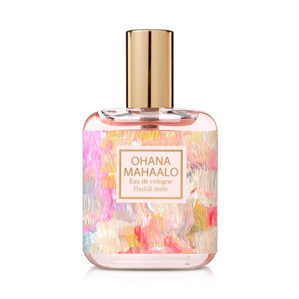 日本 OHANA MAHAALO 森林萌系女士轻香水 30ml 多彩琥珀 simple OHANA MAHAALO Default Title