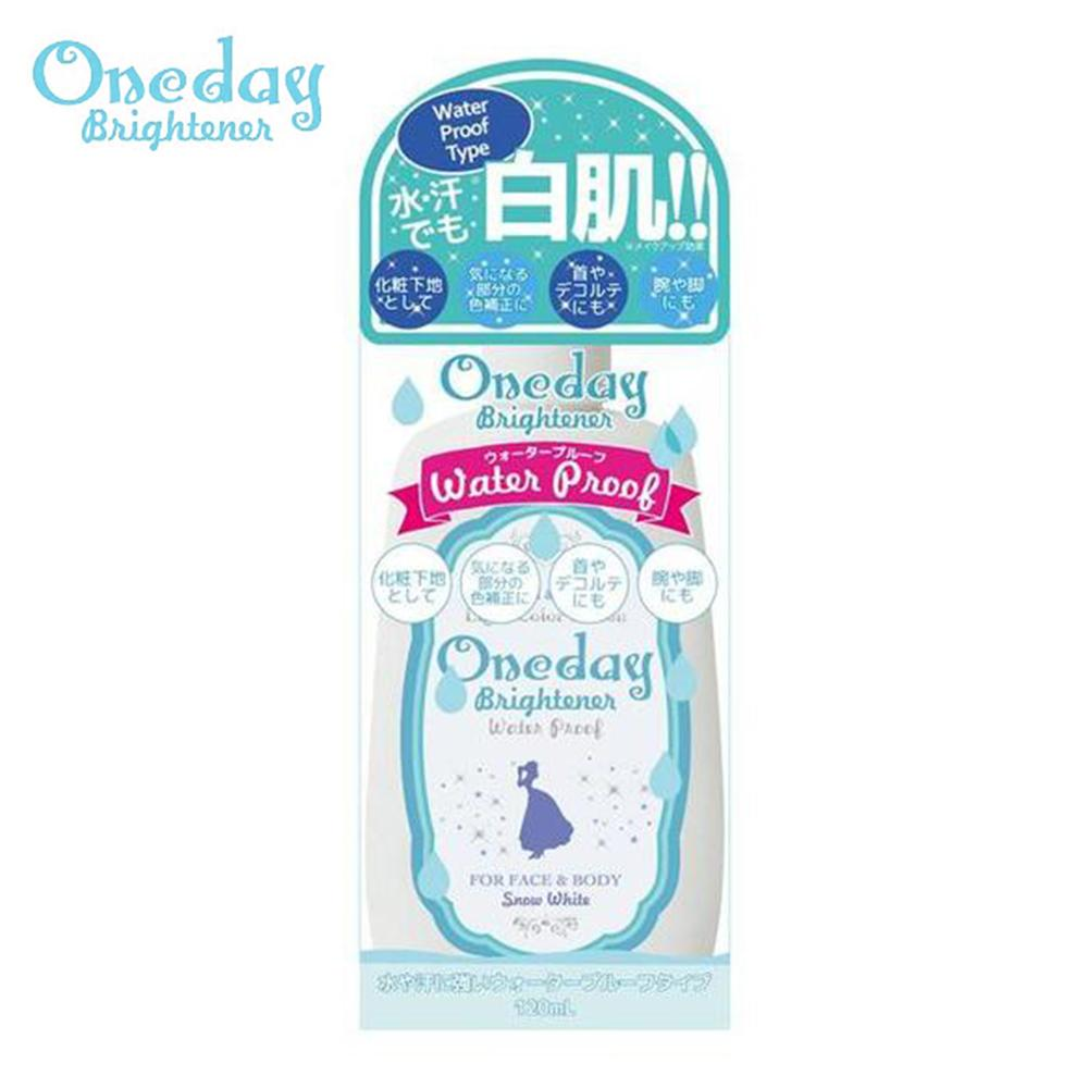 日本 ONEDAY 白肌素颜霜 120ml 蓝色 simple ONEDAY Default Title