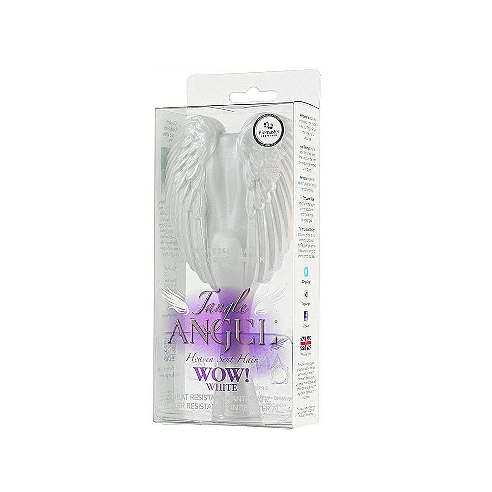 英国 TANGLE ANGEL 防静电顺发天使梳 珍珠白 1pc simple TANGLE ANGEL
