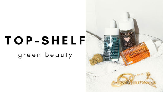 Clean Beauty Infused with CBD