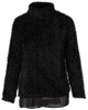M Made in Italy - Tulip Back Turtleneck Sweater