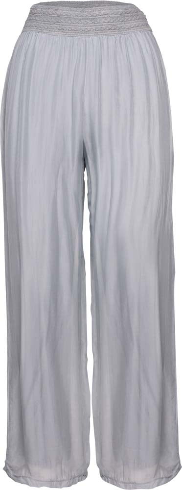 M Made in Italy - Women's Wide Leg Palazzo Pants