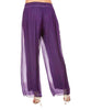 M Made in Italy - Silk Palazzo Pants