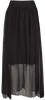 M Made in Italy - Monochrome Maxi Skirt