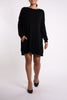 EMA&CARLA Long Sleeve Sweater Dress