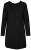 Scoop Neck Knit Shift Dress