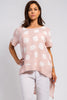 Ema&Carla - Polka Dot High Low Tunic