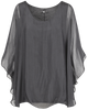 Cape Sleeve Tunic