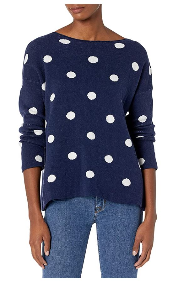 M Made in Italy - Polka Dot Sweater