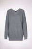 M Made in Italy Knitted Long Sleeve Sweater