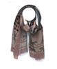 Ema&Carla Mixed Animal Print Scarf