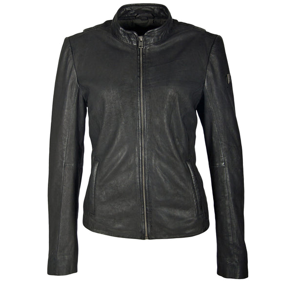 MAURITUS  Leather Jacket  CHELLY