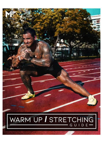 Warm up/Stretching guide