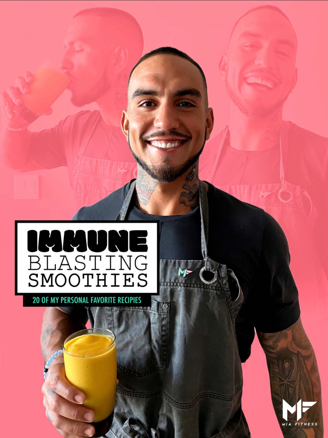 Immune Blaster Smoothies E-Book