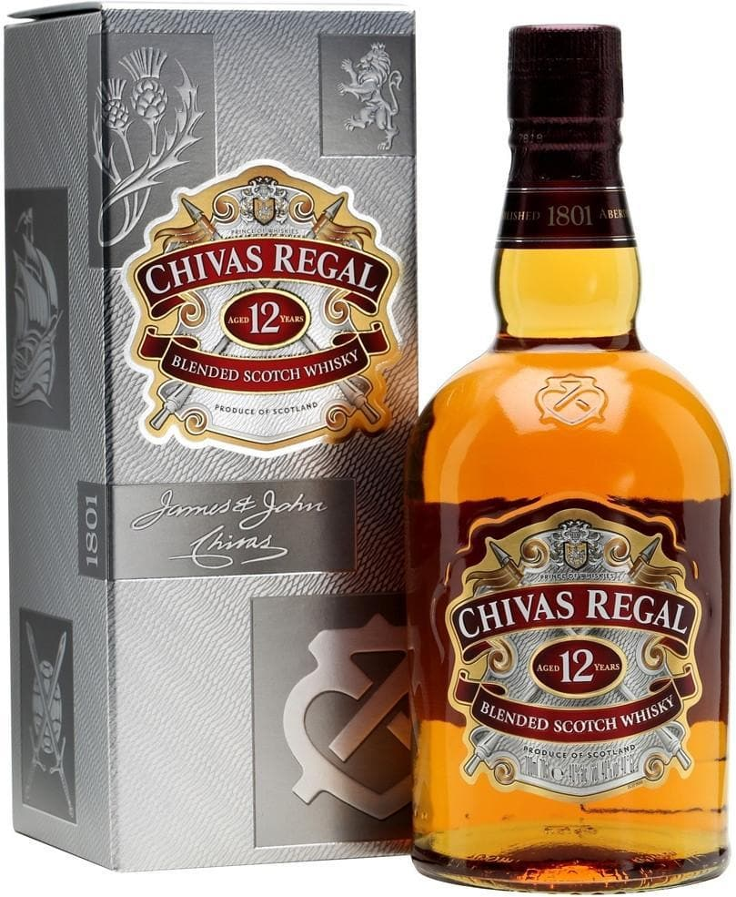 Chivas Regal 12 Y.O.