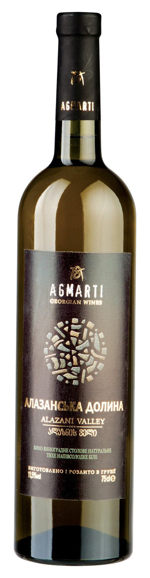 Вино Agmarti Alazani Valley 0.75л 12%