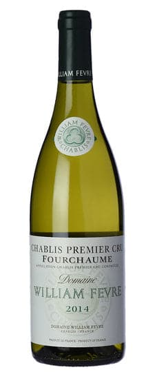 Вино William Fevre Chablis Premier Cru Fourchaume 0,75л