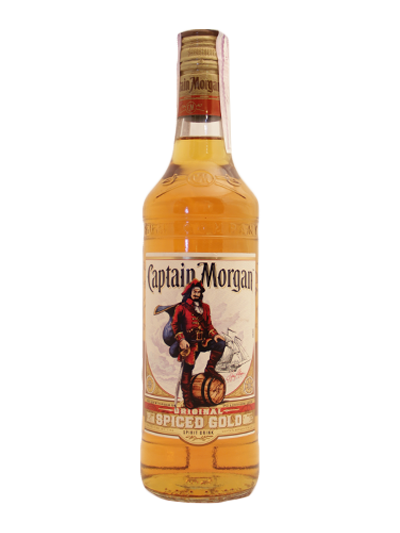 Купить - Ром Captain Morgan Original Gold 0.5л 35% | VINTAGE