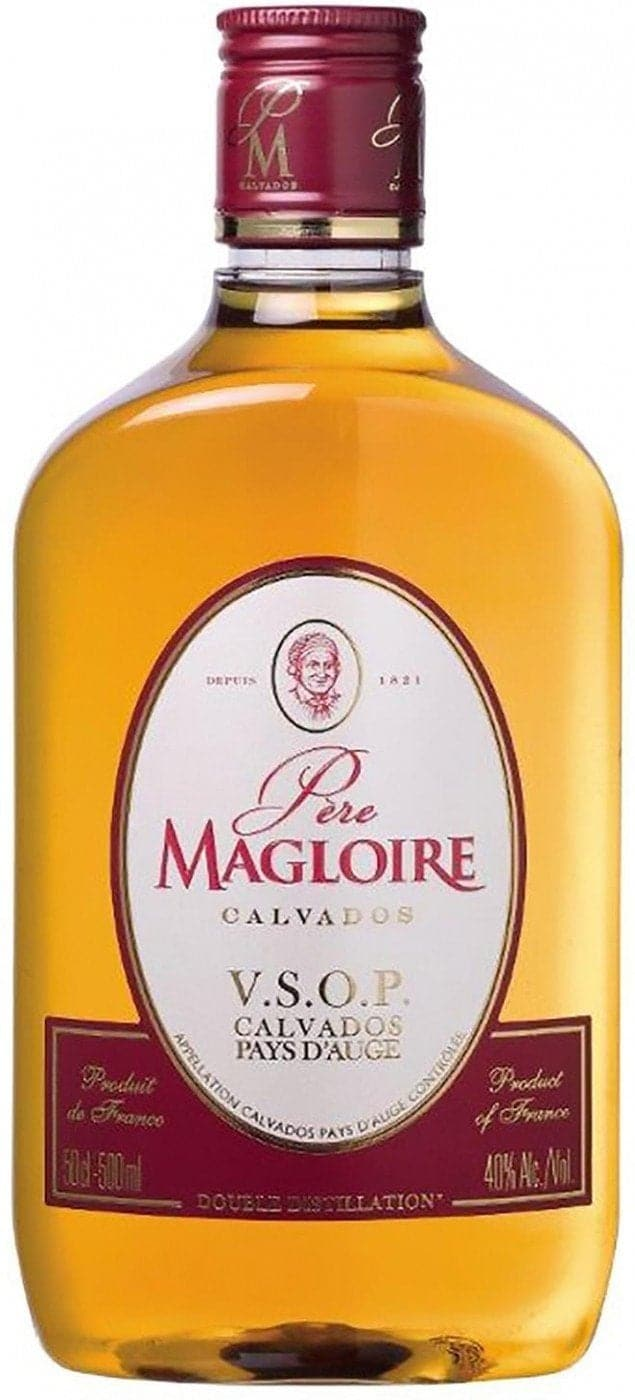 Кальвадос Pere Magloire V.S.O.P. 0,5л 40%
