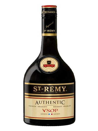 Купить - Бренди St-Remy Authentic VSOP 0.7л 40% | VINTAGE