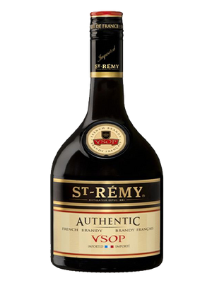 Бренди St-Remy Authentic VSOP 0.7л 40%