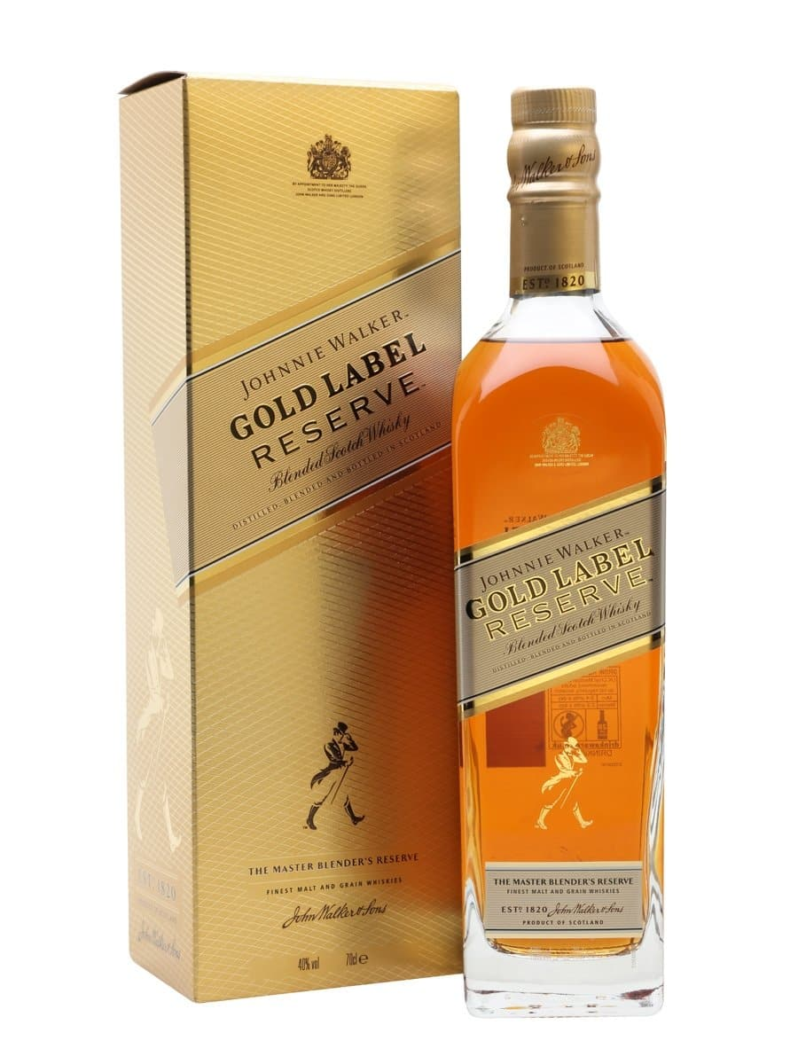 Купить - Виски Johnnie Walker Gold Reserve 0.7л | VINTAGE
