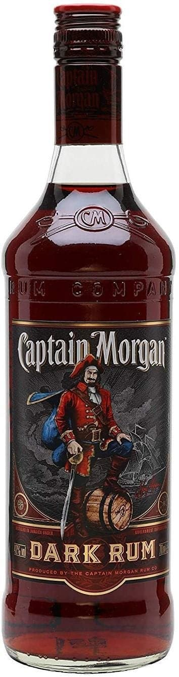 Ром Captain Morgan Black Rum 0.7л 35%
