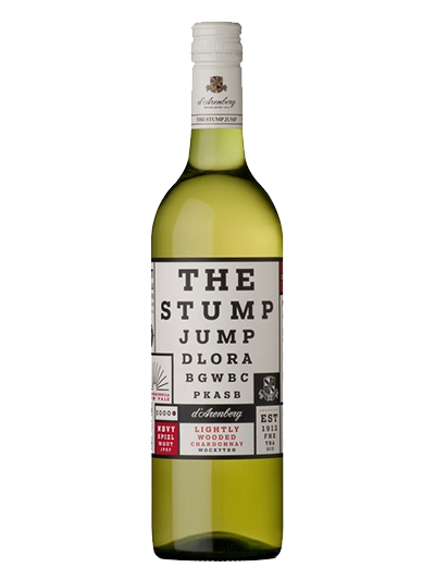 Купить - Вино d`Arenberg Stump Jump Wooded Chardonnay 0.75л | VINTAGE