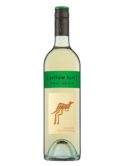Купить - Вино Yellow Tail Pino Grigio 0.75л | VINTAGE