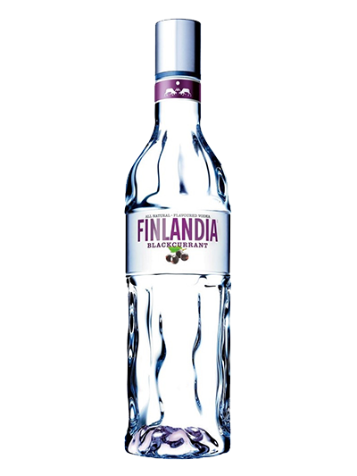 Купить - Водка Finlandia Vodka Blackcurrant 0.5л 40% | VINTAGE