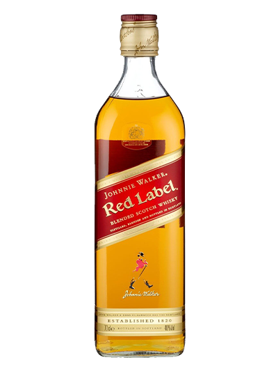 Купить - Виски Johnnie Walker Red Label 0.7л | VINTAGE
