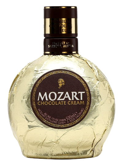 Купить - Ликер Mozart Chocolate Cream 0,5л 15% | VINTAGE