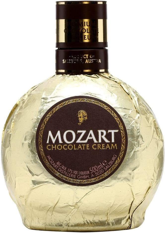 Купить - Ликер Mozart Chocolate Cream 0,7л 15% | VINTAGE