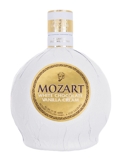 Купить - Ликер Mozart White Chocolate 0,7л 15% | VINTAGE