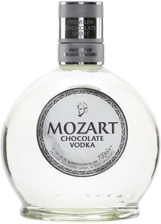 Водка Mozart Chocolate 0,7л 40%