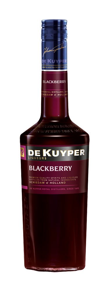 Купить - Ликер De Kuyper Blackberry 0.7л 20% | VINTAGE