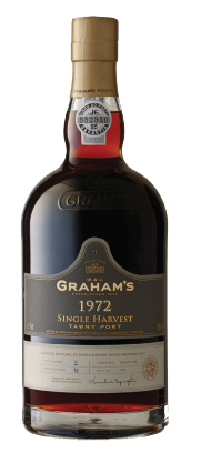Купить - Вино Graham's Single Harvest Tawny Port 1972 0.75л | VINTAGE