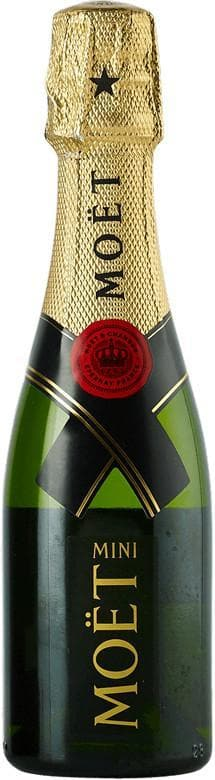 Шампанське Moet & Chandon Imperial Brut dry 0,2л
